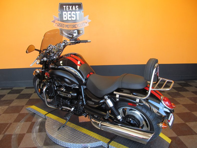 2014 Triumph Rocket III Roadster ABS