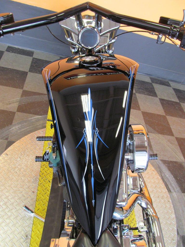 2012 Stinger ASVE Chopper