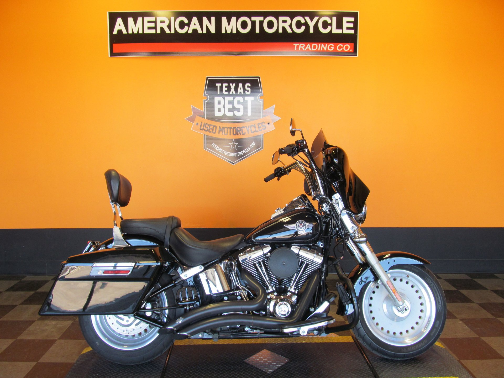 For Sale 2012 Harley-Davidson Softail Fat Boy