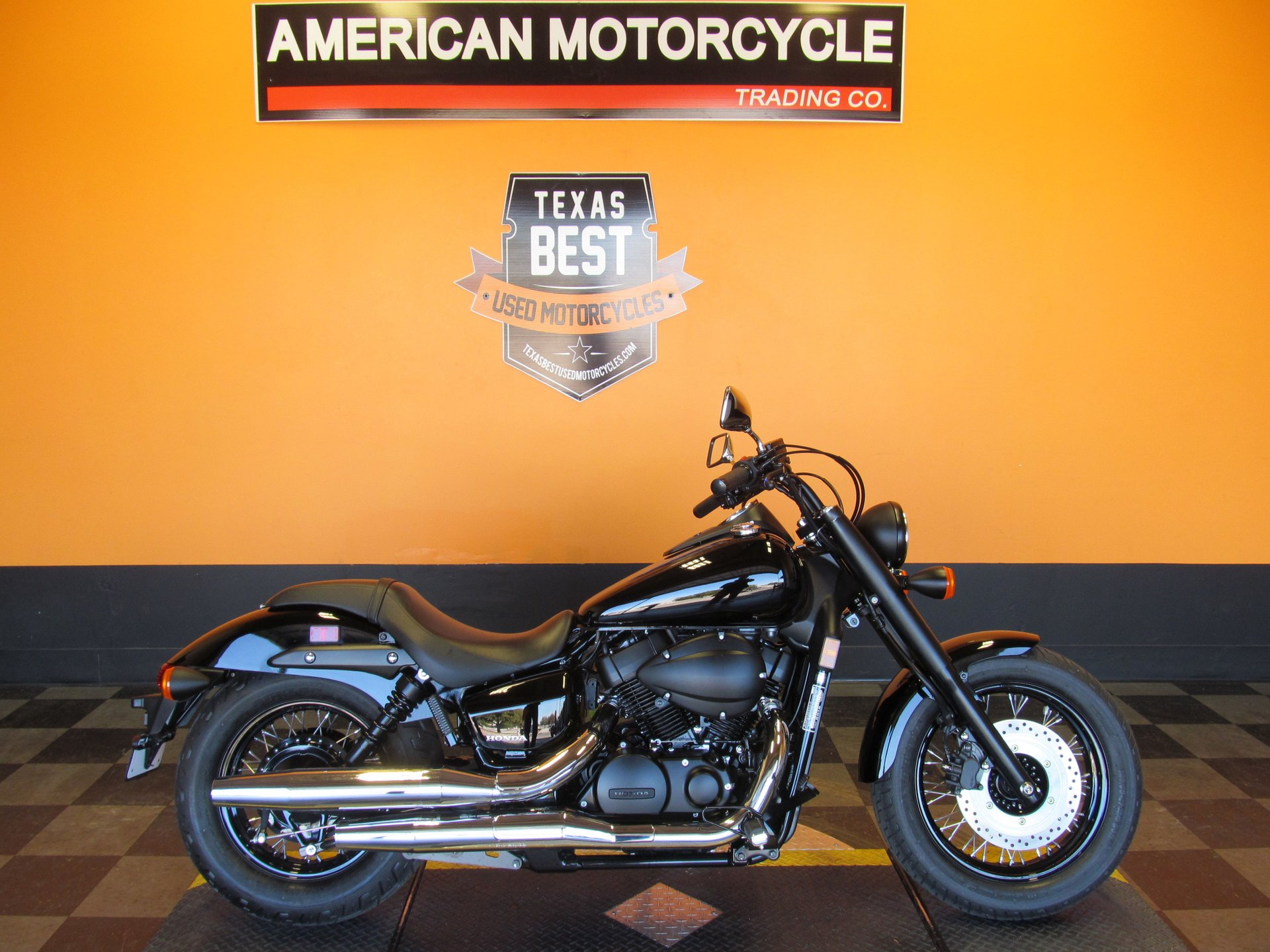 2015 honda shadow phantom vt750c2b