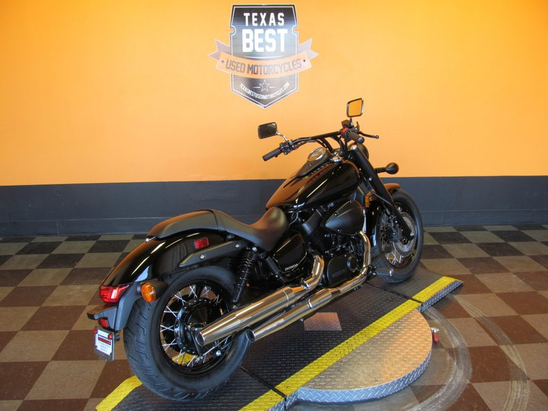 2015 Honda Shadow