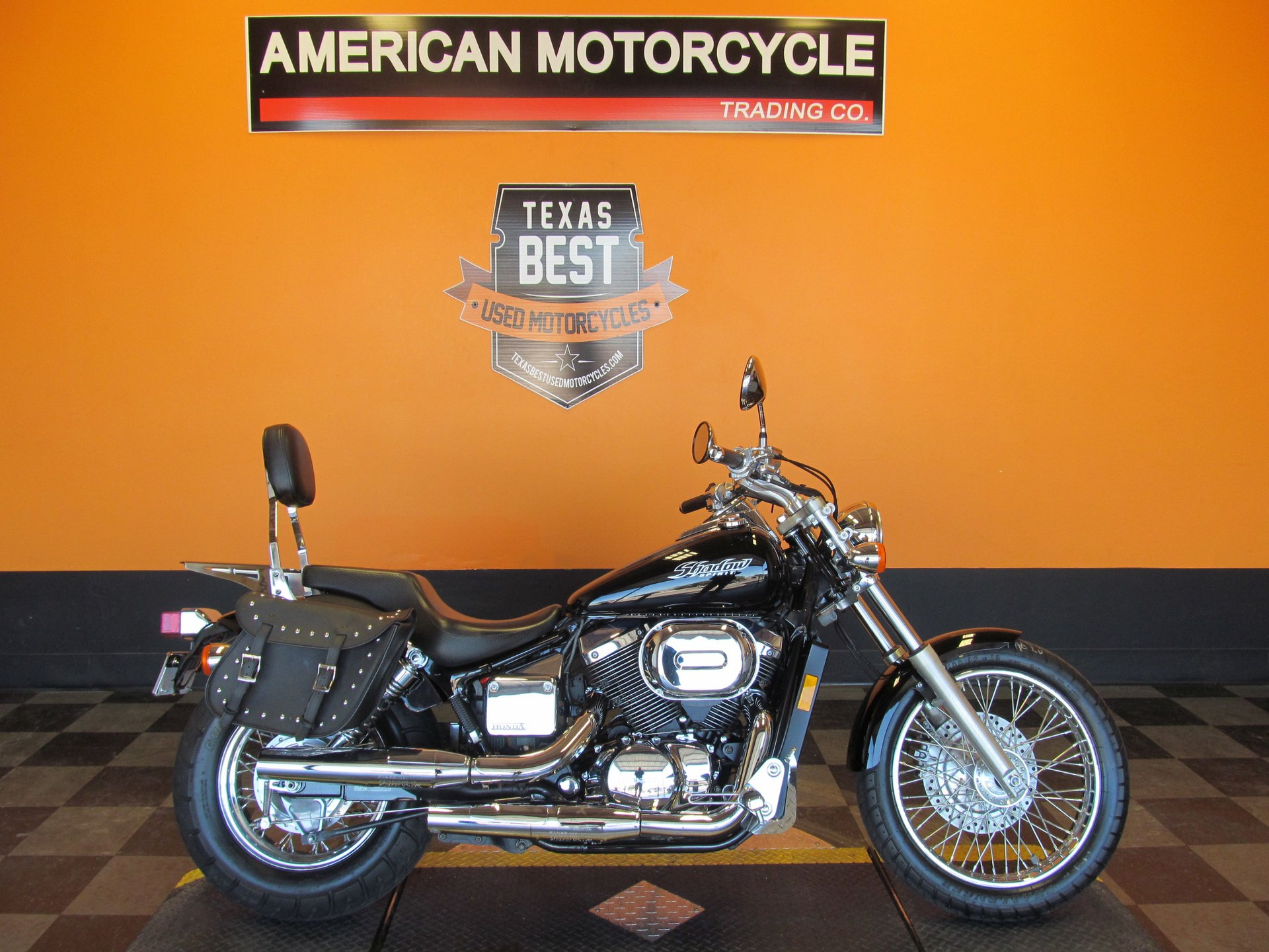 2007 honda shadow spirit vt750dca