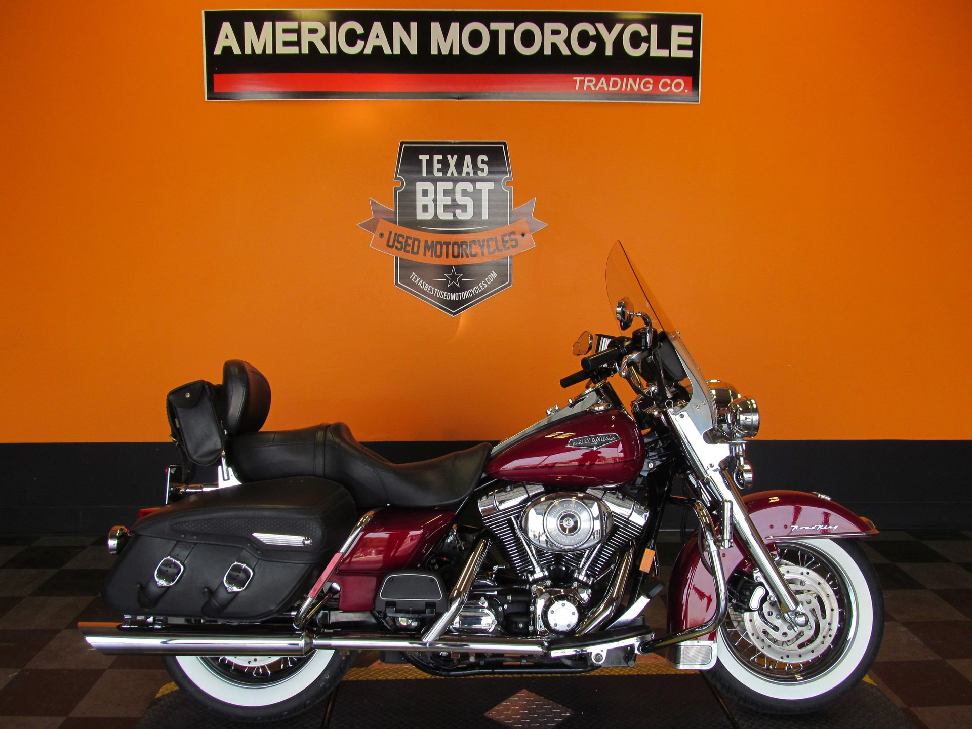 For Sale 2006 Harley-Davidson Road King