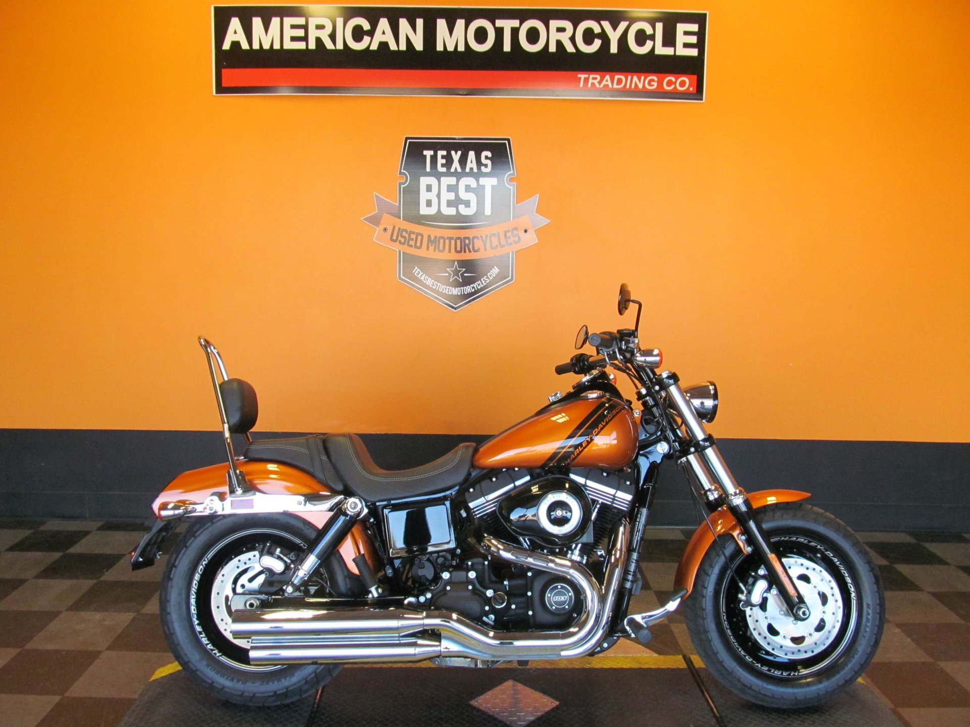 For Sale 2014 Harley-Davidson Dyna Fat Bob