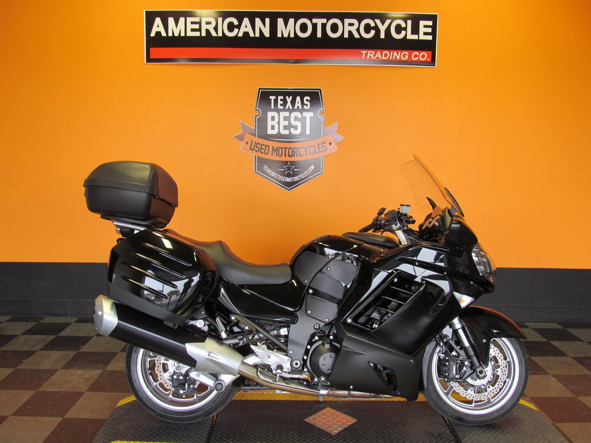 For Sale 2009 Kawasaki Concours