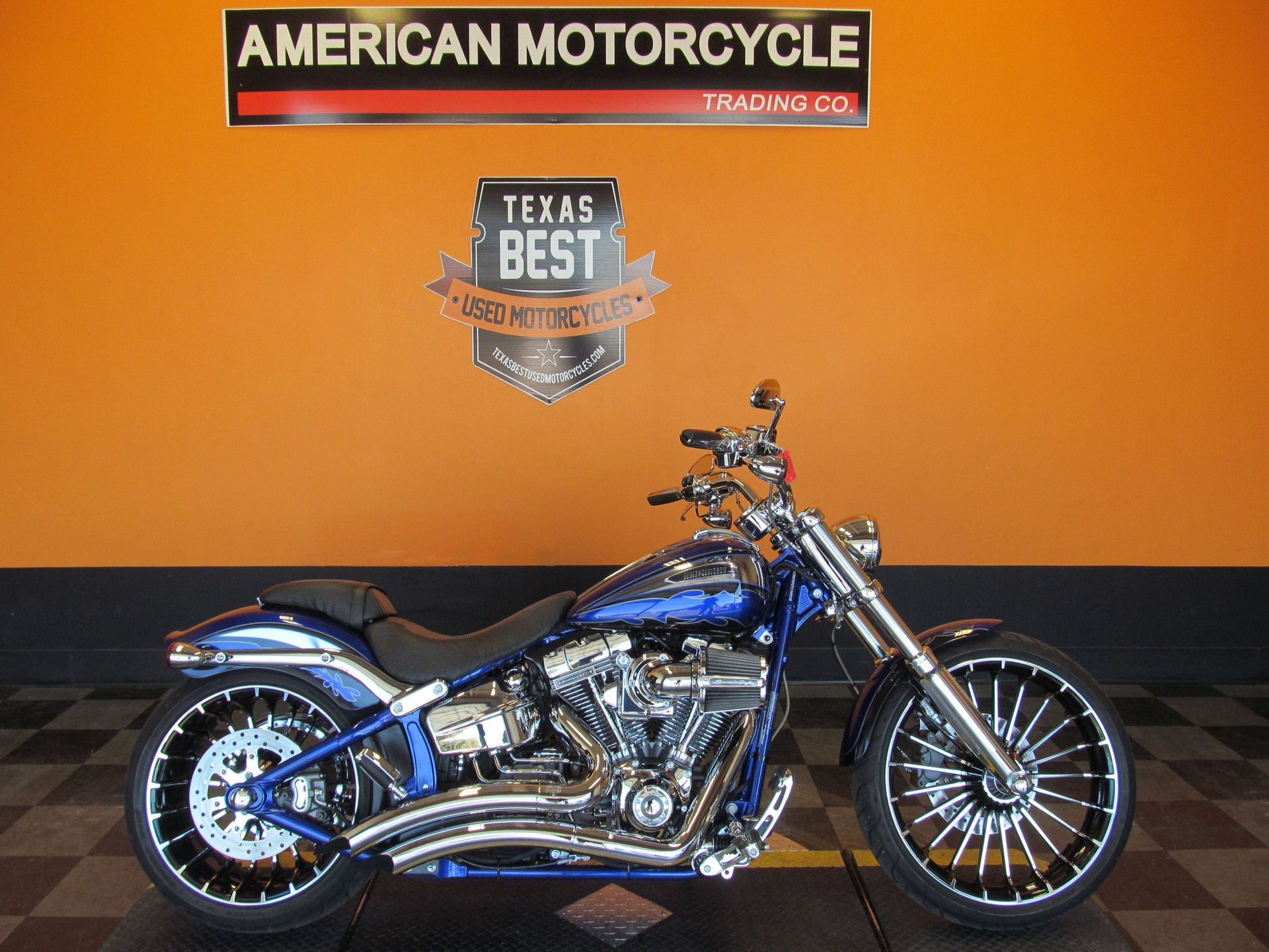 For Sale 2014 Harley-Davidson CVO Softail Breakout