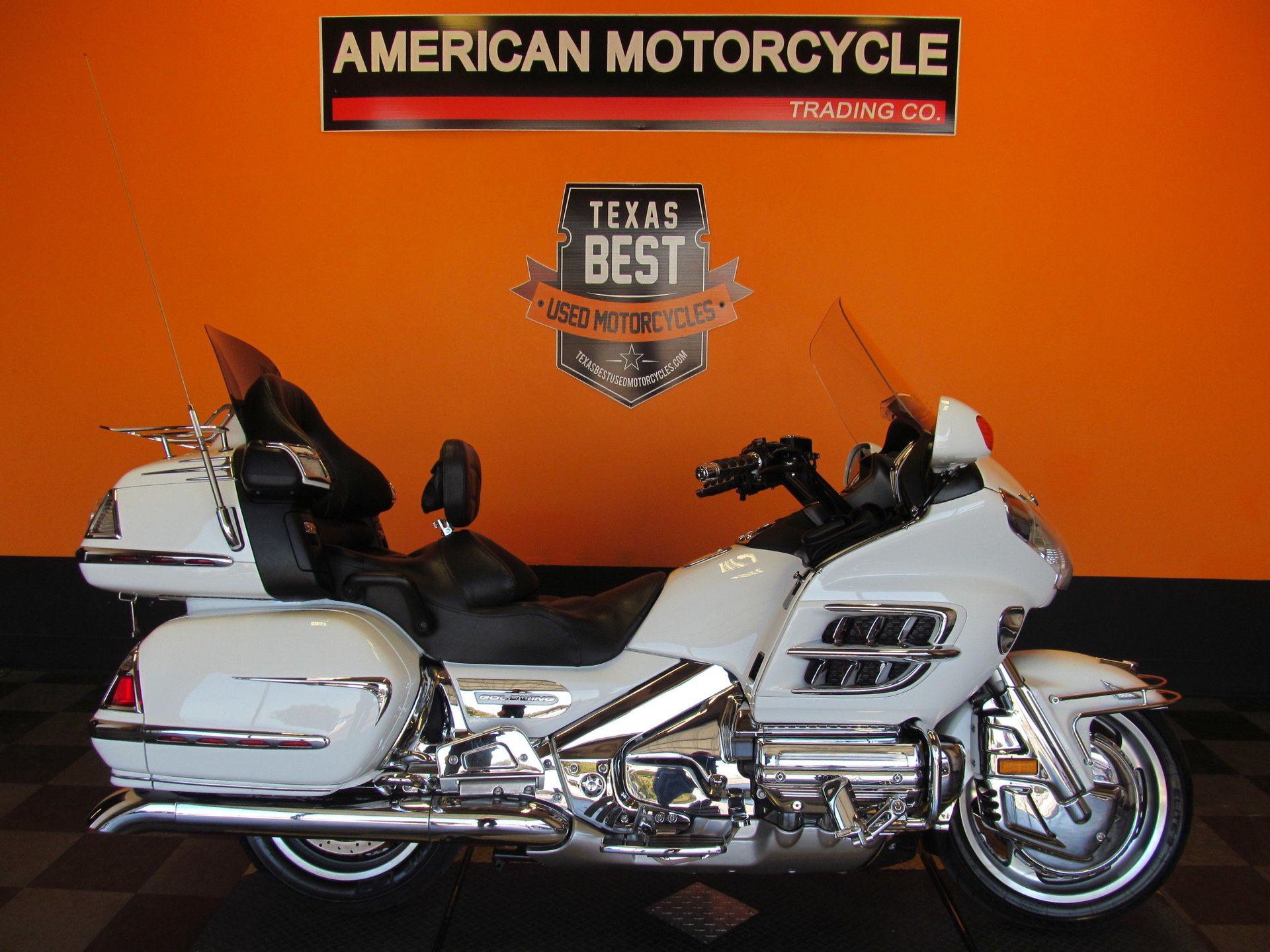 2006 honda gold wing gl1800