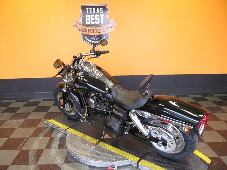 2013 Harley-Davidson Dyna Fat Bob