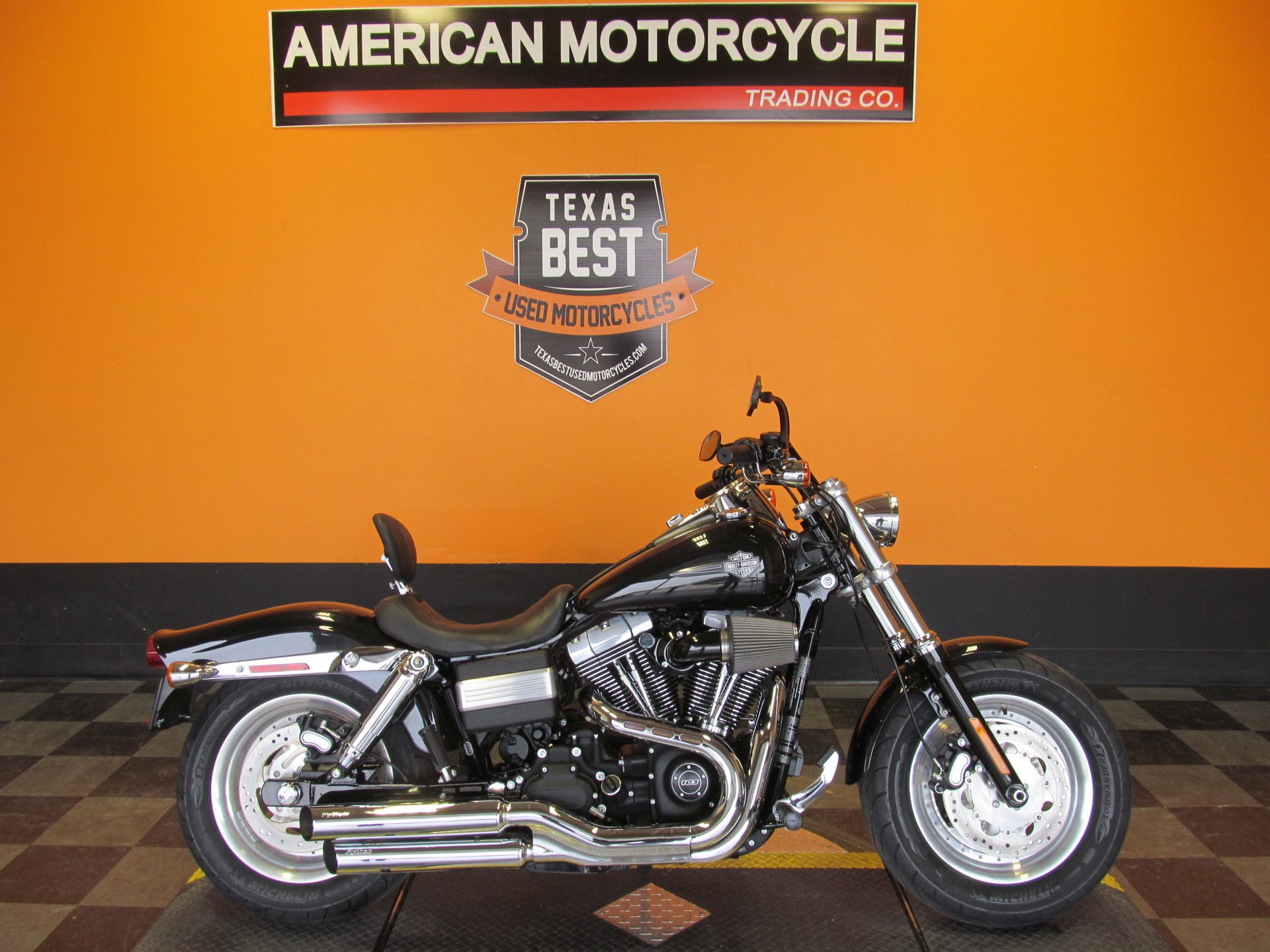 For Sale 2013 Harley-Davidson Dyna Fat Bob