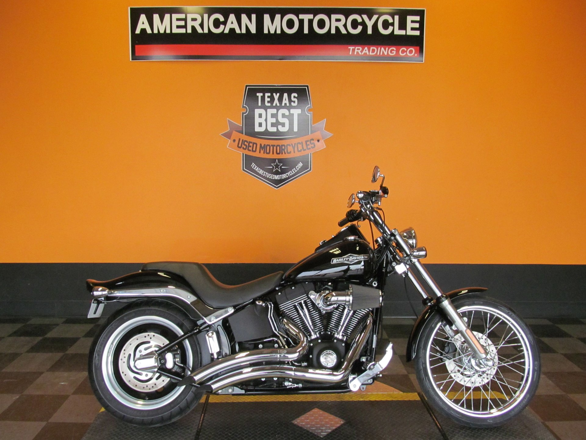 2008 harley davidson softail night train fxstb