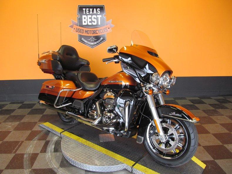 2014 Harley-Davidson Ultra Limited
