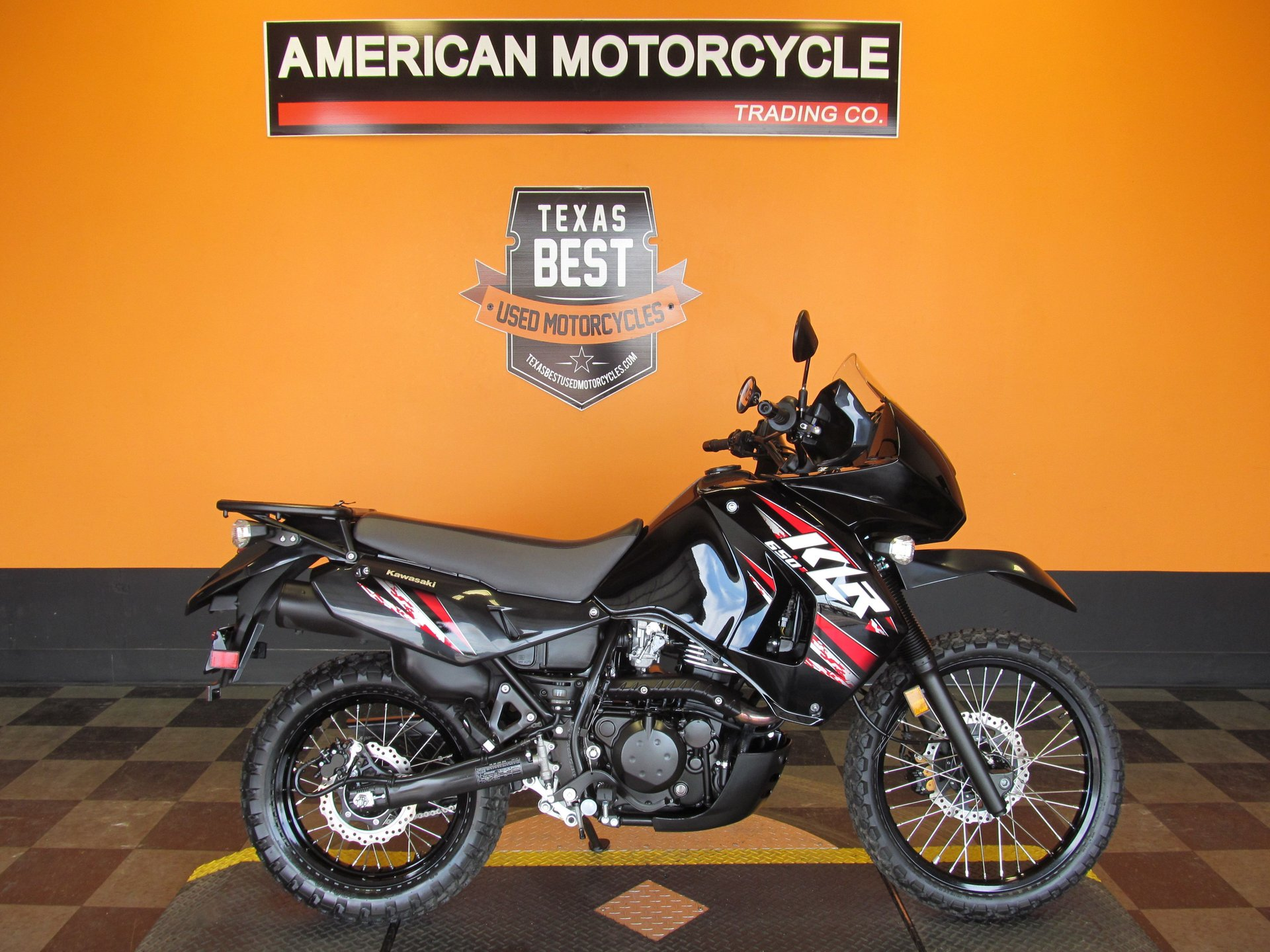 For Sale 2013 Kawasaki KLR650