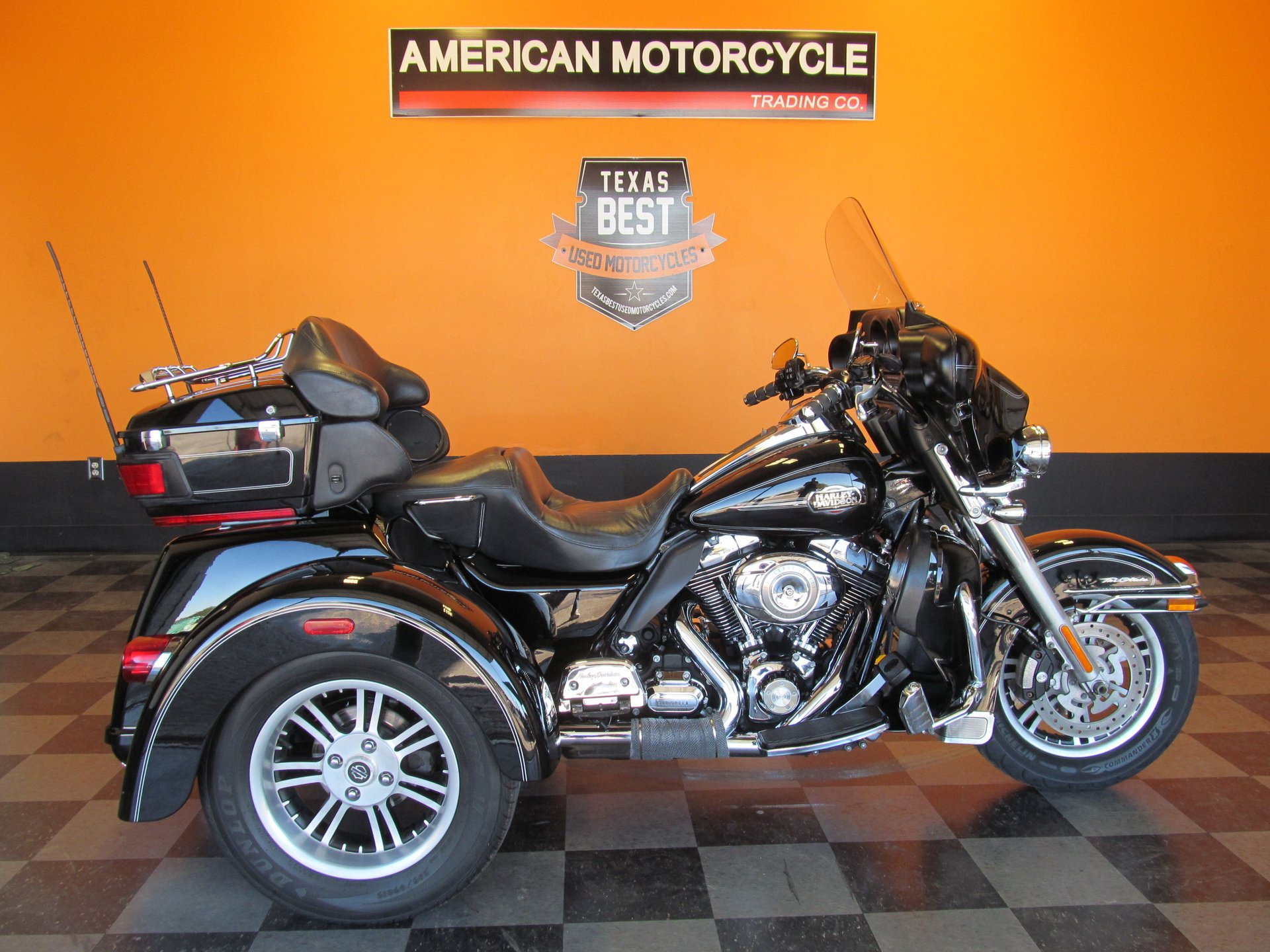 For Sale 2009 Harley-Davidson Tri-Glide