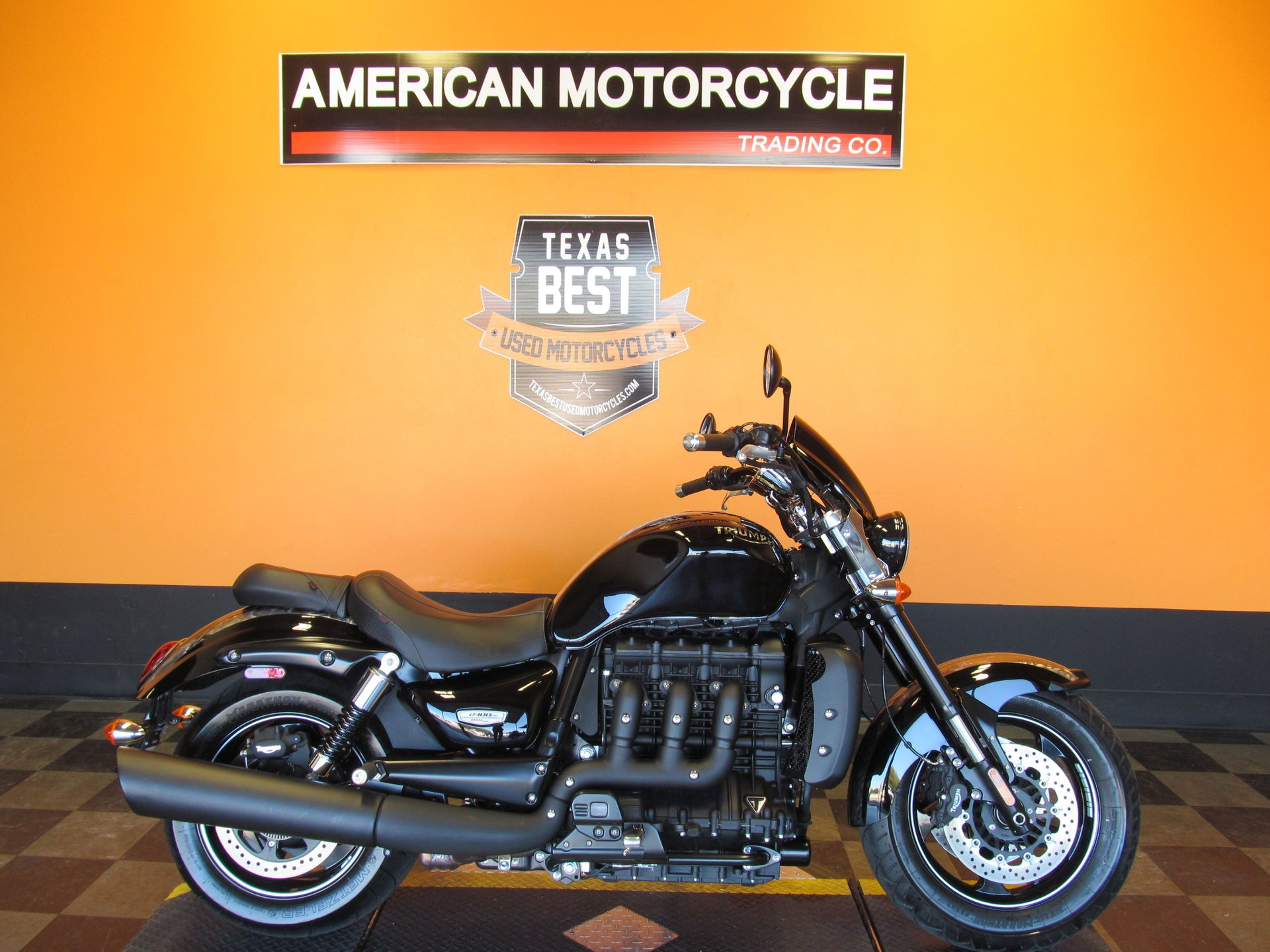 For Sale 2015 Triumph Rocket III