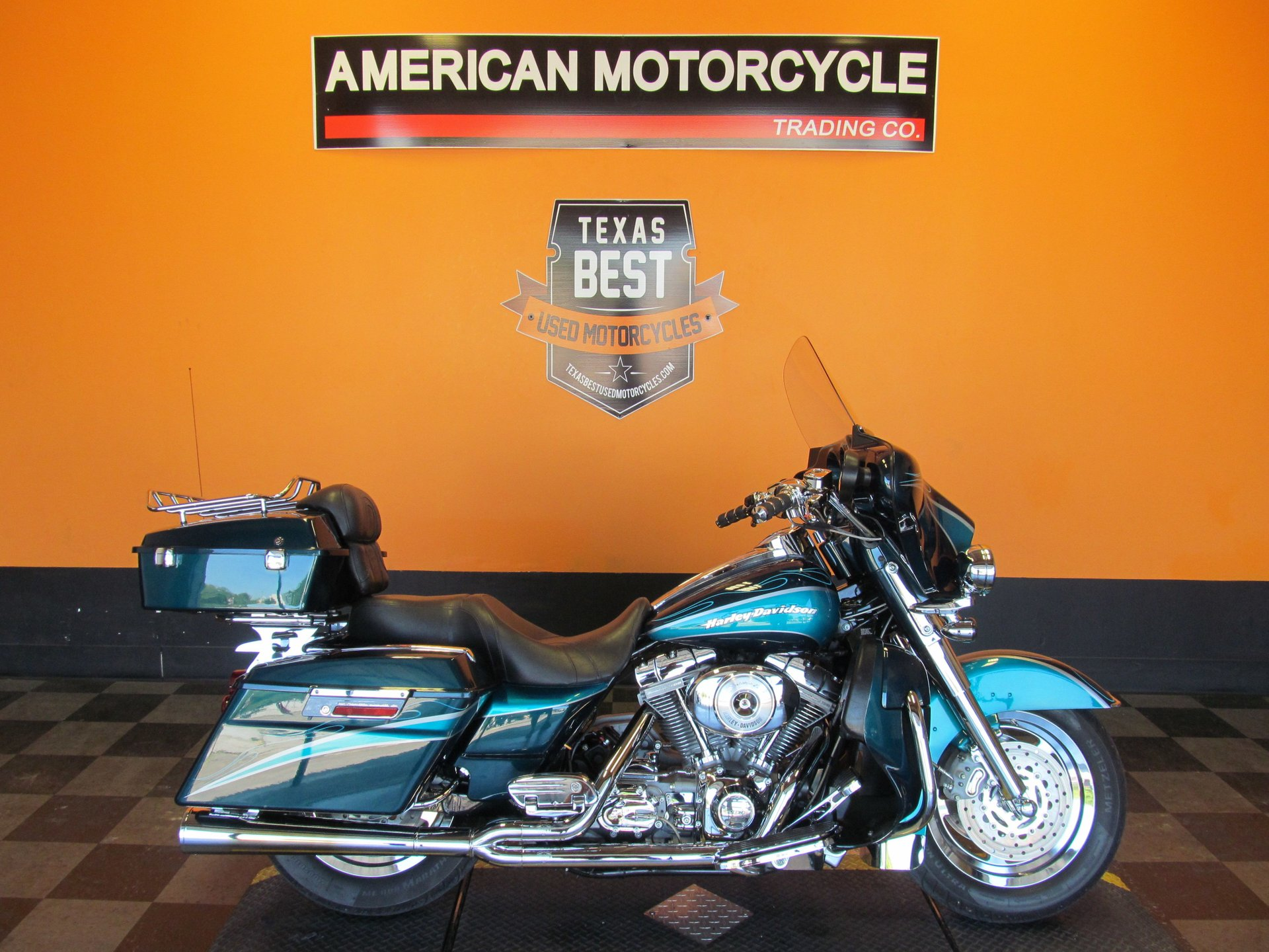 For Sale 2005 Harley-Davidson CVO Electra Glide Classic