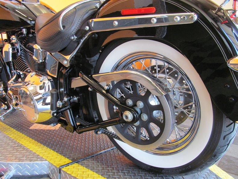 2009 Harley-Davidson Softail Deluxe