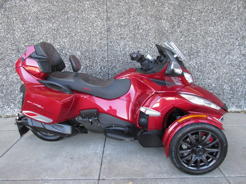 2015 Can Am Spyder