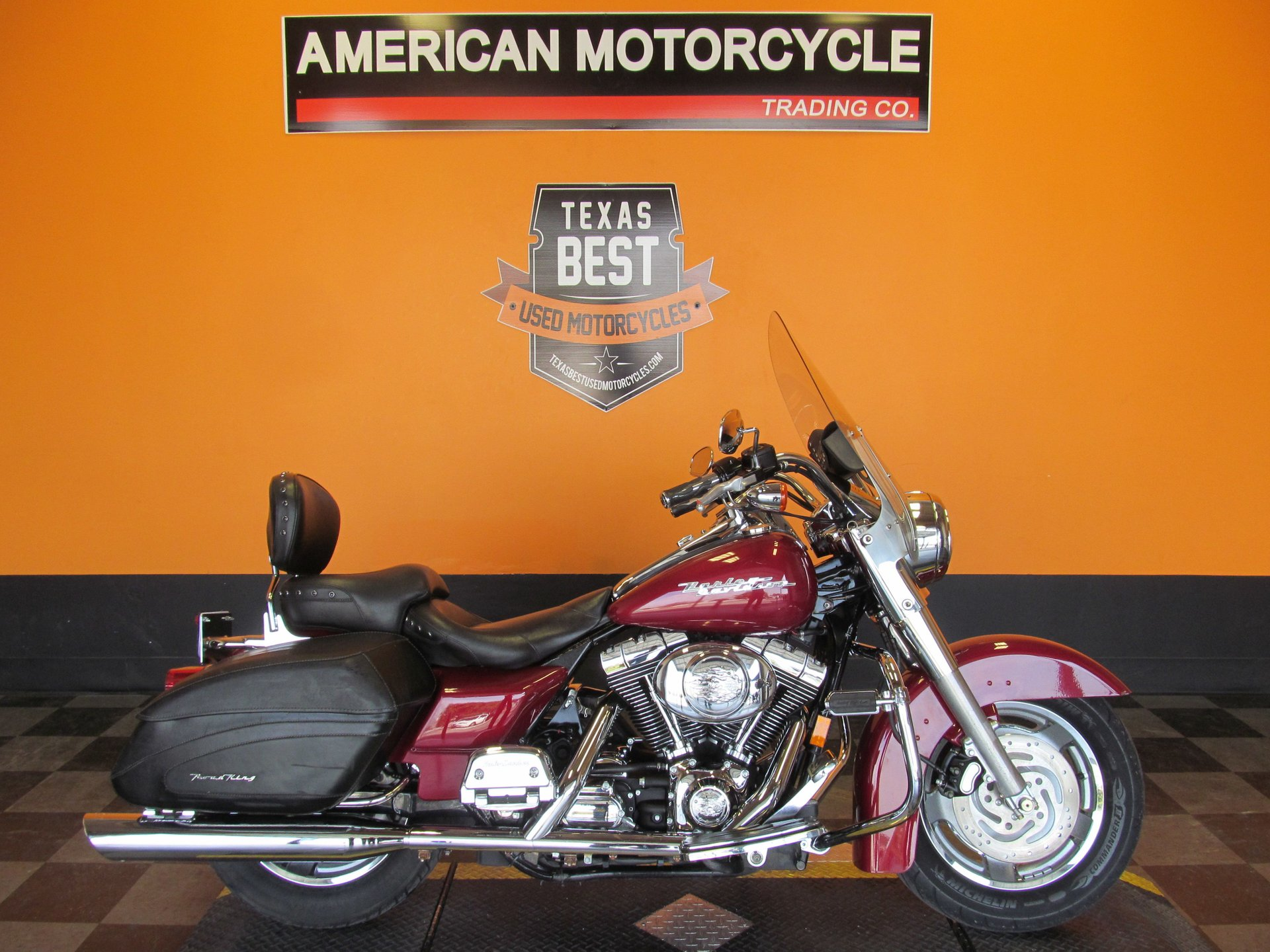 2006 harley davidson road king custom flhrsi