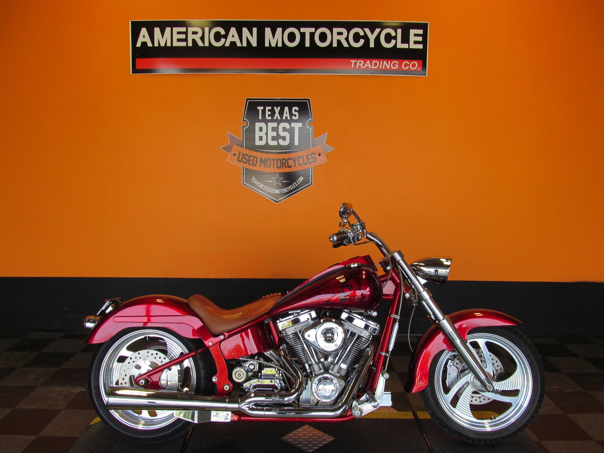 For Sale 2002 American Ironhorse Classic
