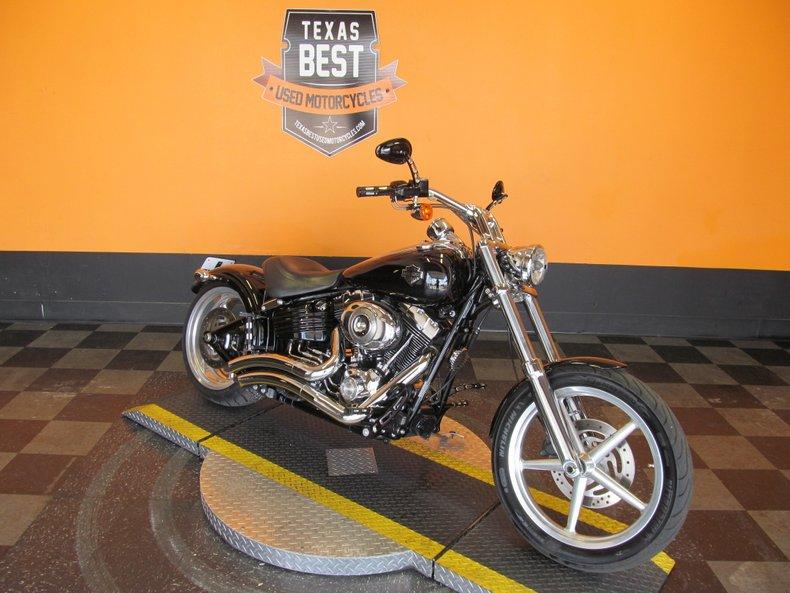 2009 Harley-Davidson Softail Rocker