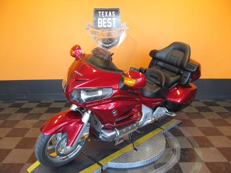 2013 Honda Gold Wing