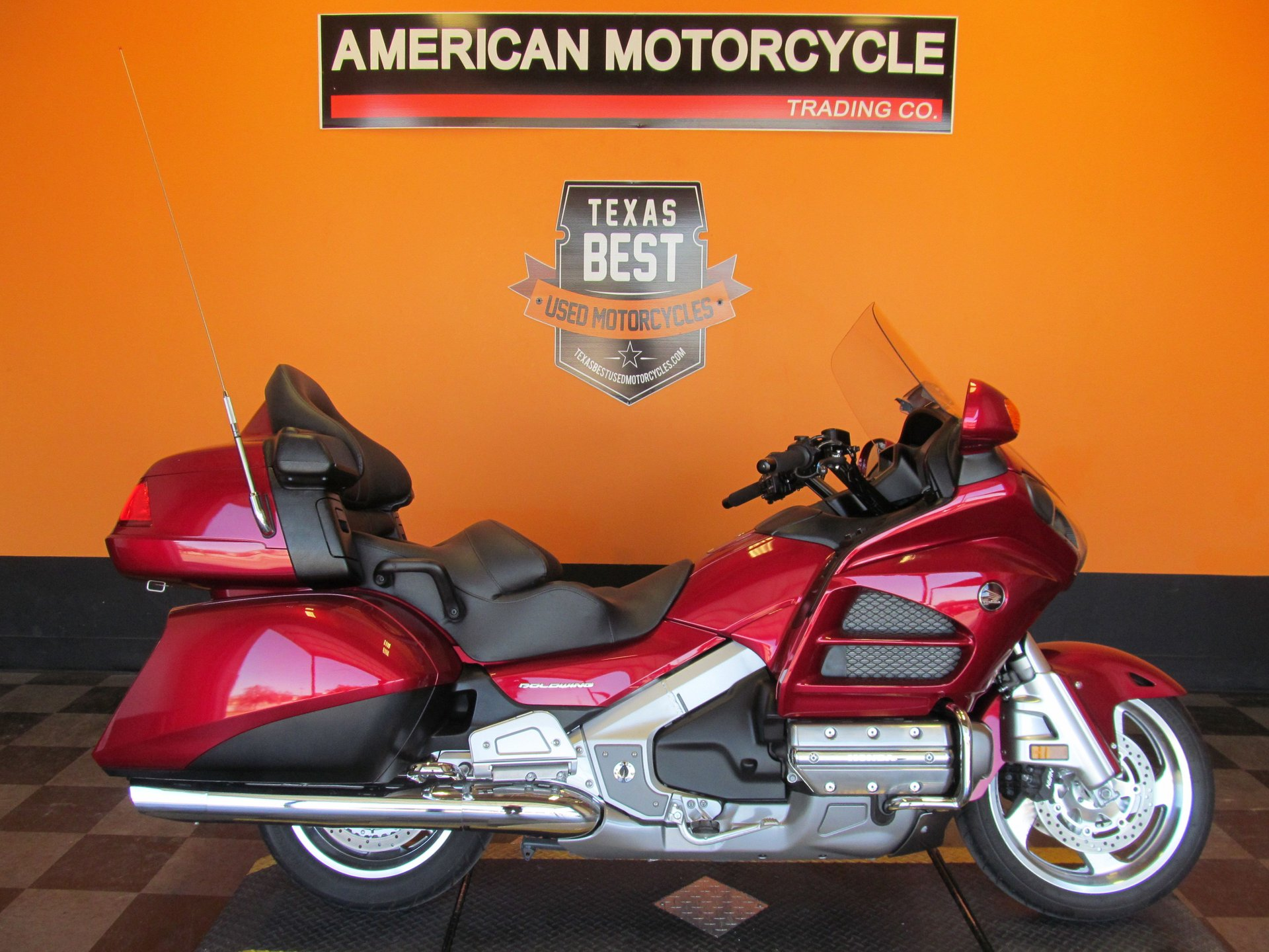 2013 honda gold wing gl1800