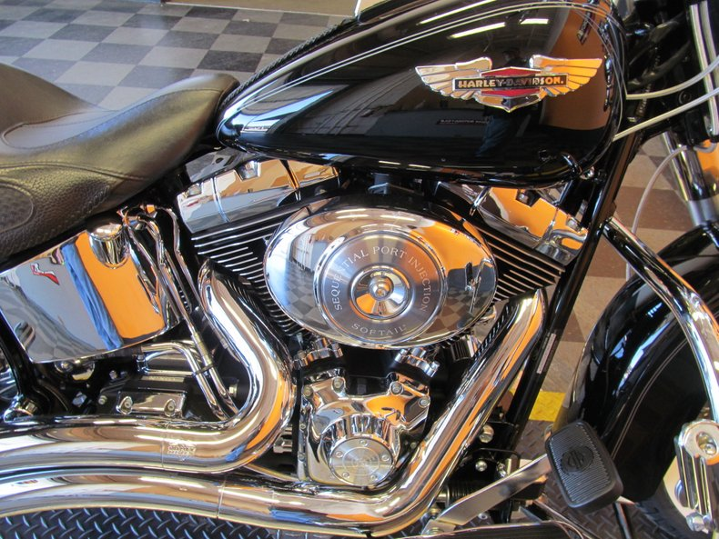 2006 Harley-Davidson Softail Deluxe