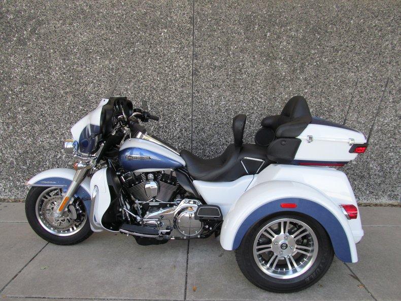 2015 Harley-Davidson Tri-Glide