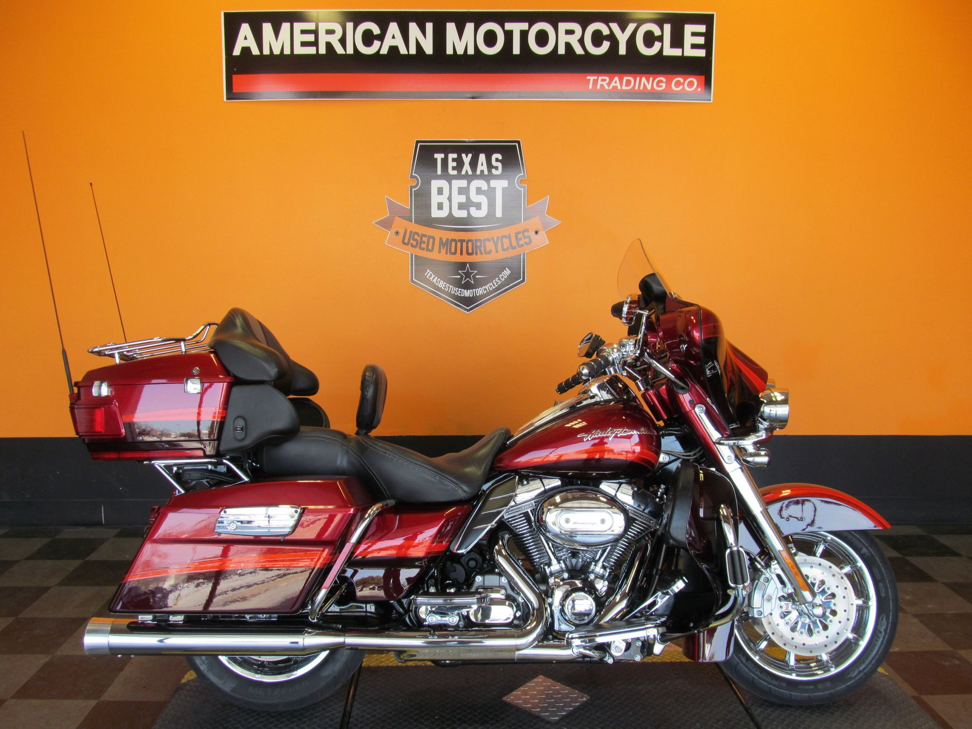 For Sale 2009 Harley-Davidson CVO Ultra Classic