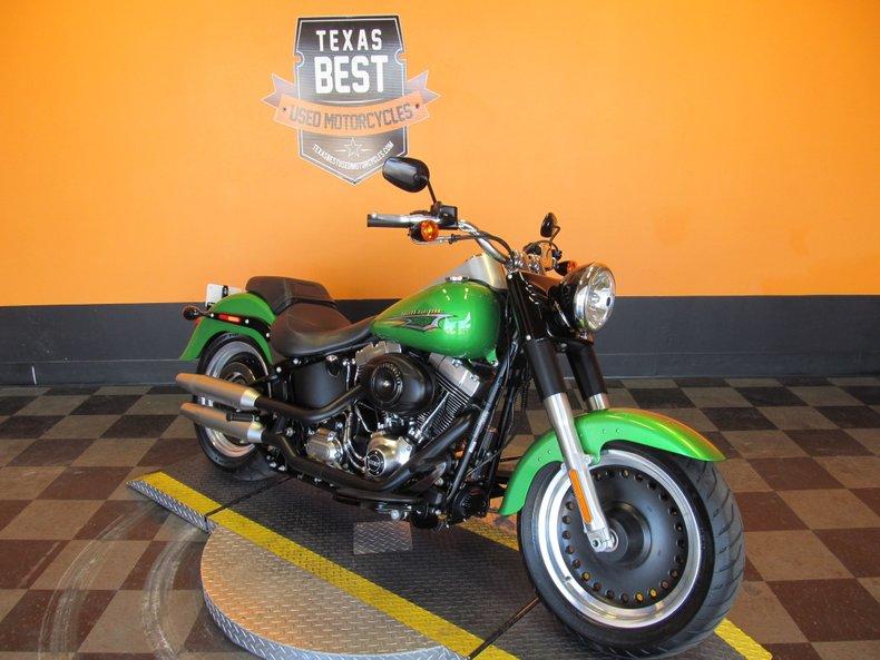 2015 Harley-Davidson Softail Fat Boy