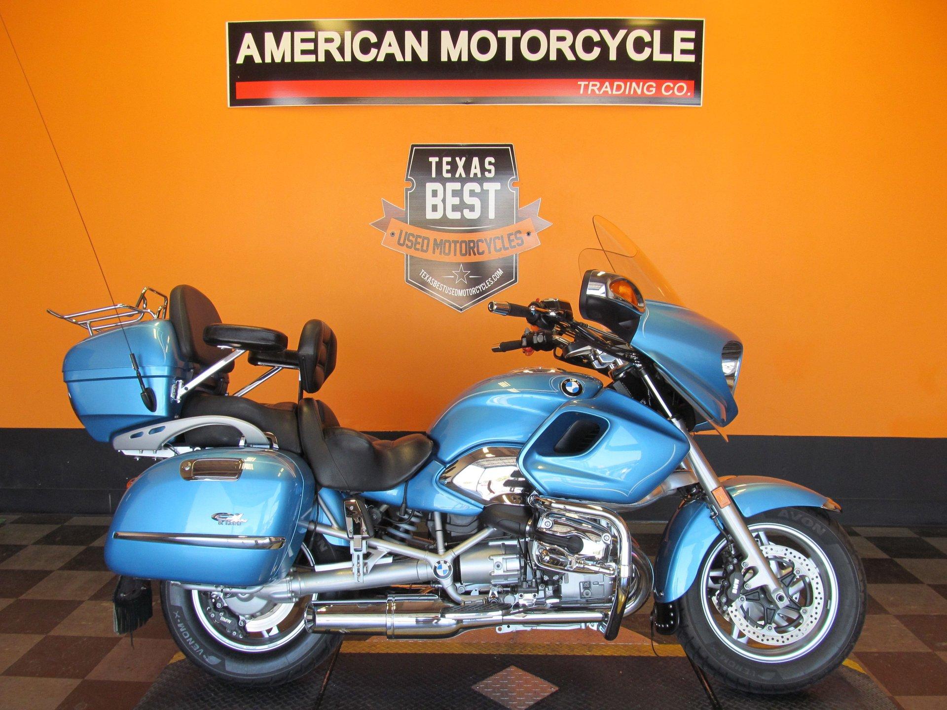 2003 bmw r1200 clc