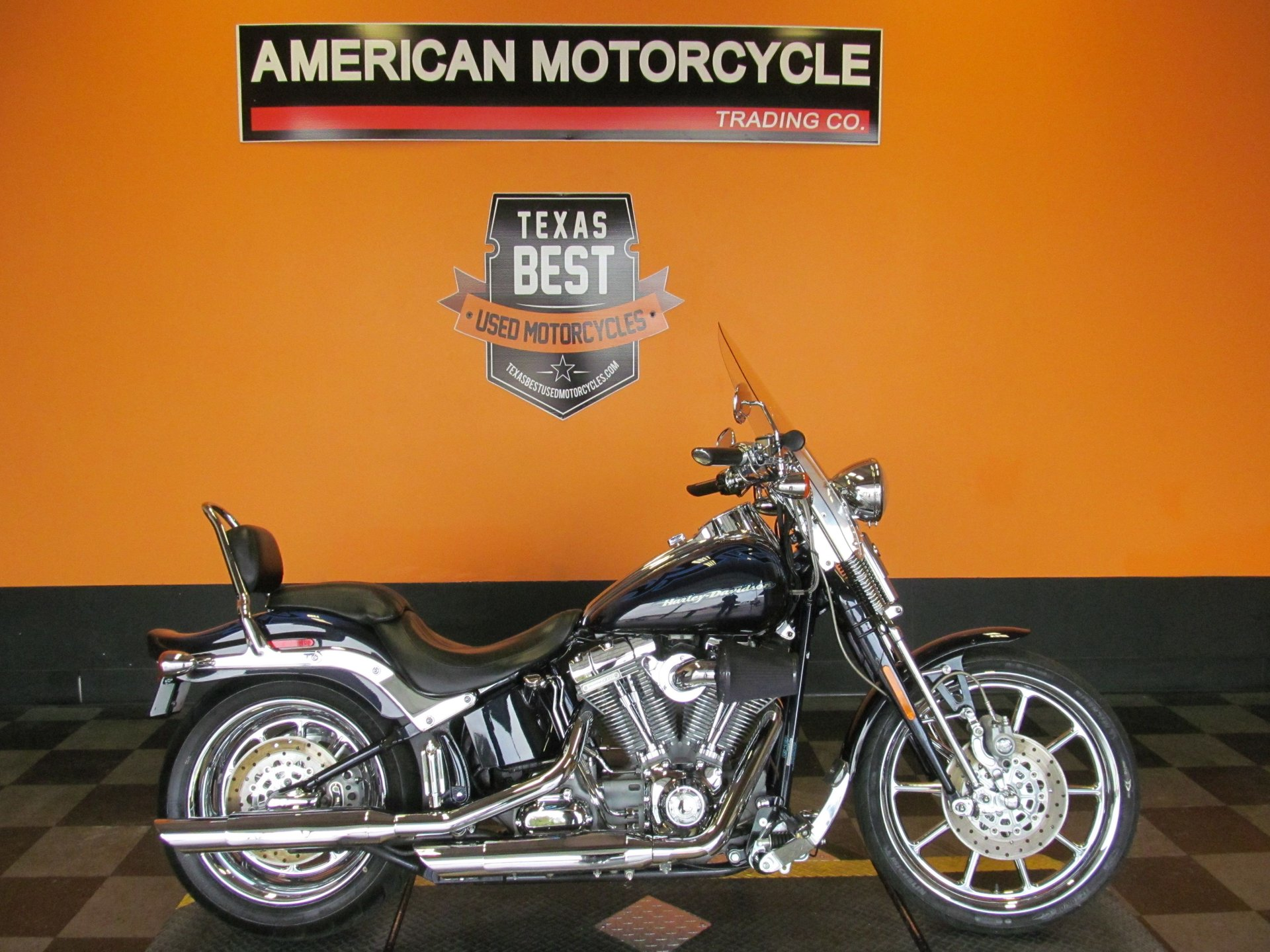 For Sale 2007 Harley-Davidson CVO Softail Springer
