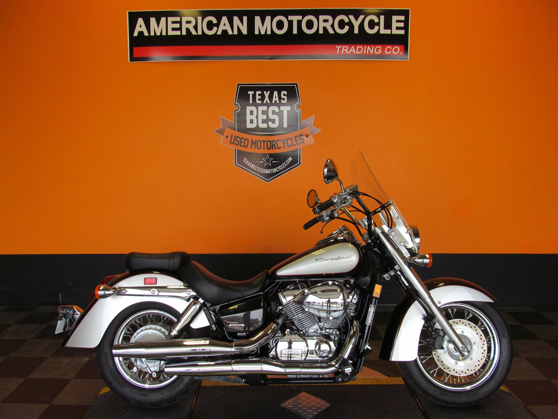 2012 honda shadow vt750ca