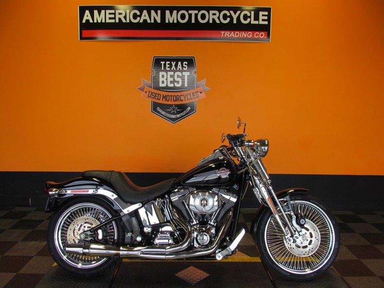 2006 Harley-Davidson Softail Springer