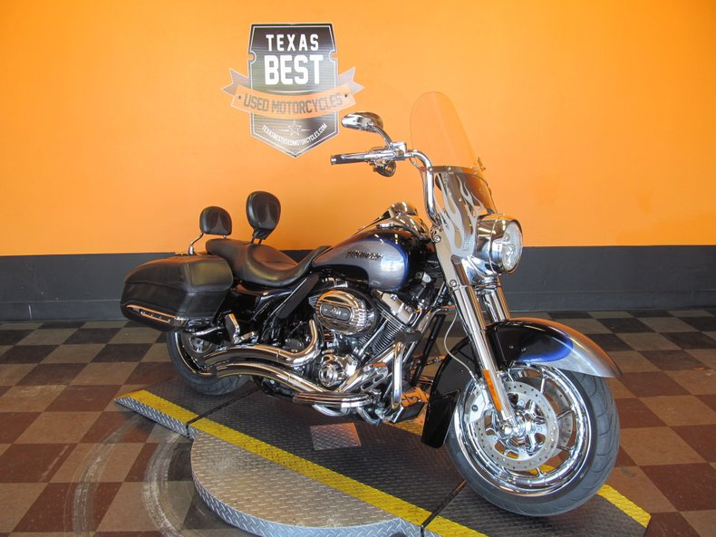 2008 Harley-Davidson CVO Road King
