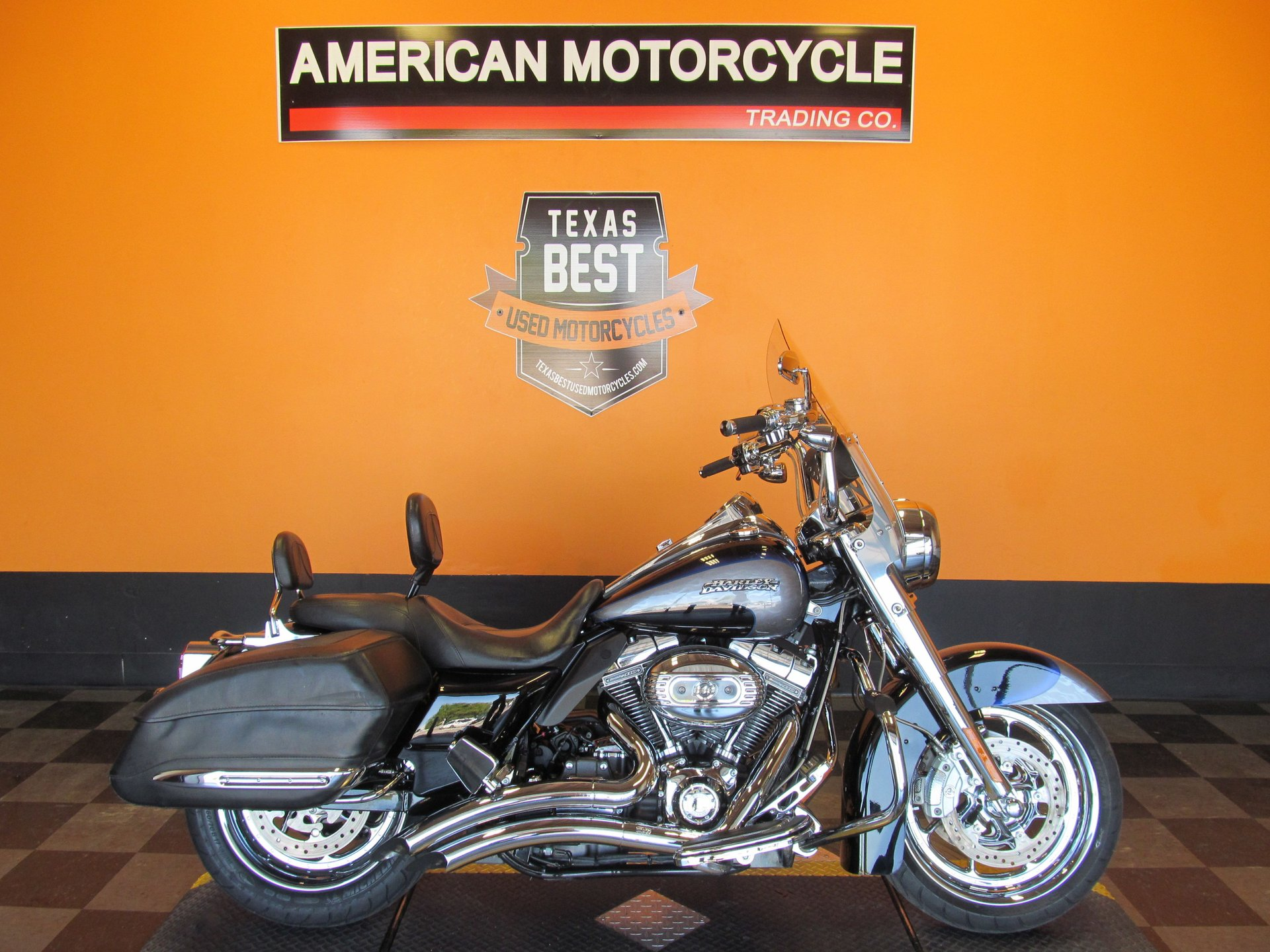 For Sale 2008 Harley-Davidson CVO Road King