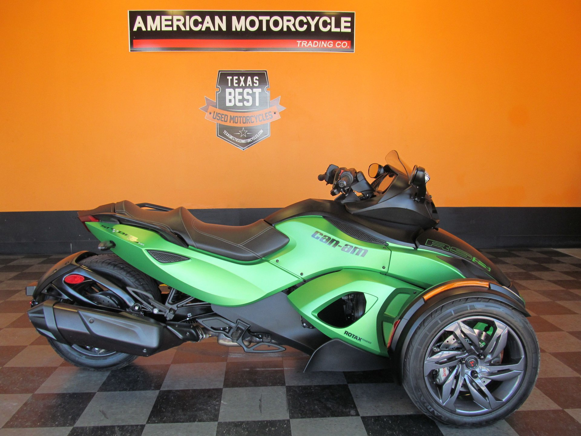 For Sale 2013 Can Am Spyder