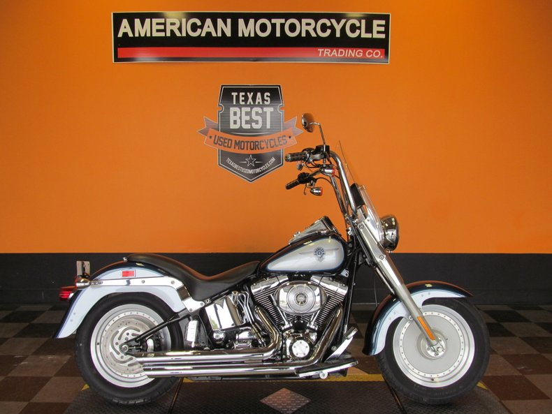 2002 Harley-Davidson Softail Fat Boy
