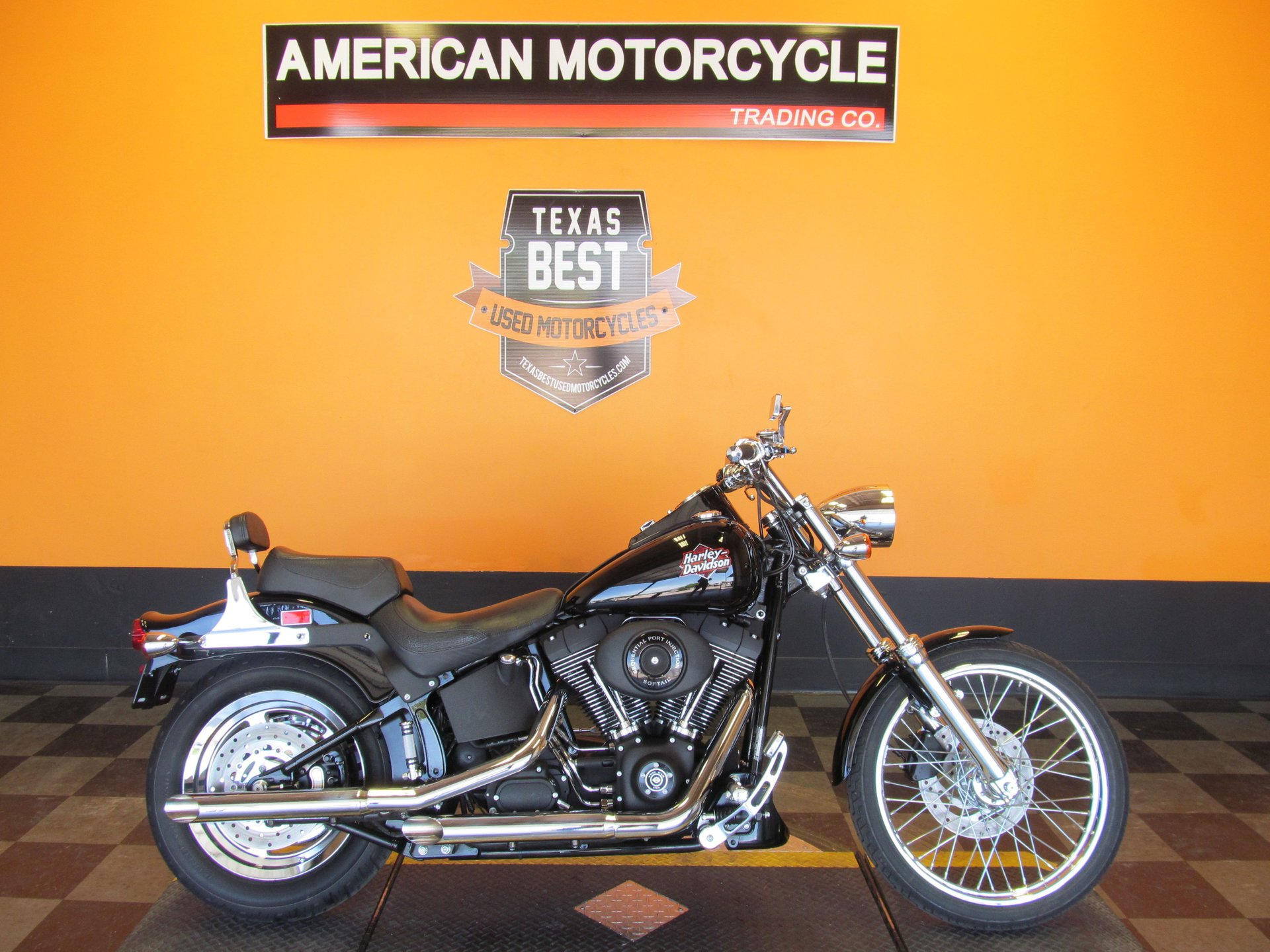 2001 harley davidson softail night train fxstbi