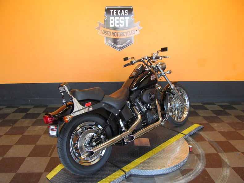 2001 Harley-Davidson Softail Night Train