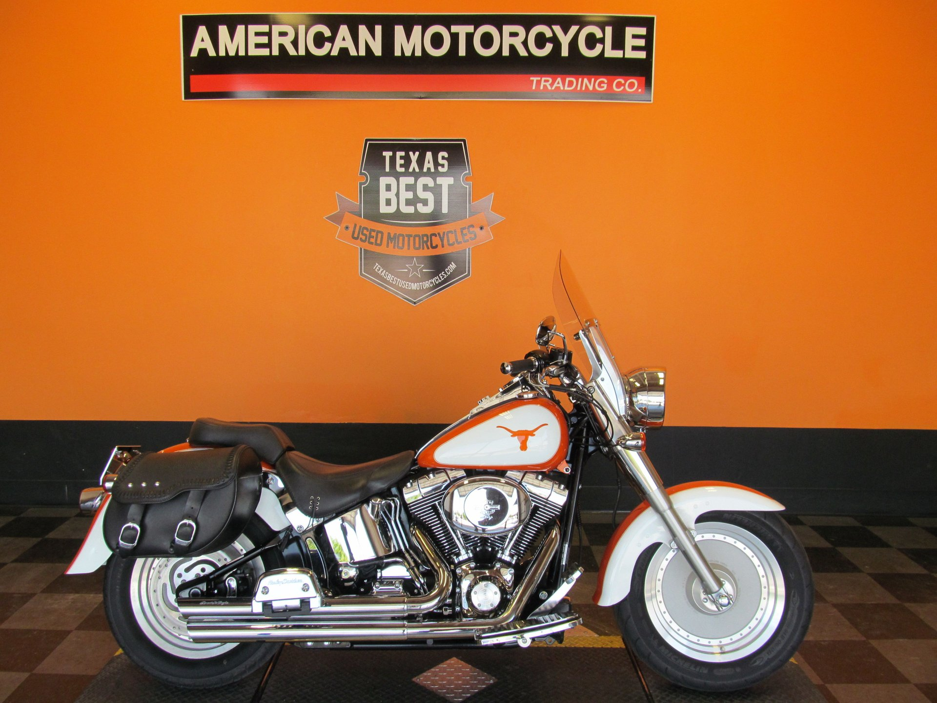 2005 harley davidson softail fat boy flstfi