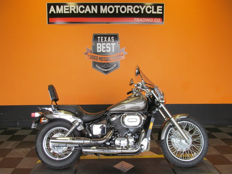 2006 Honda Shadow