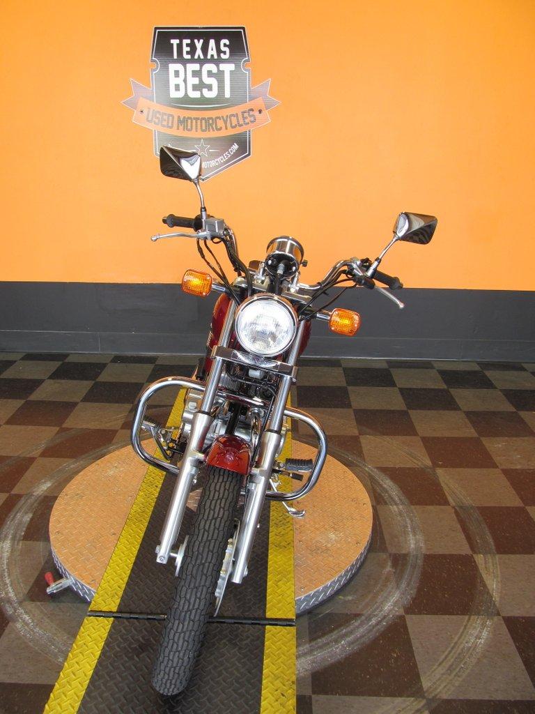 2012 Honda Rebel