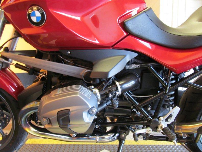 2012 BMW R1200R