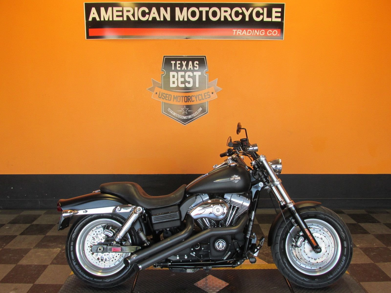 For Sale 2008 Harley-Davidson Dyna Fat Bob