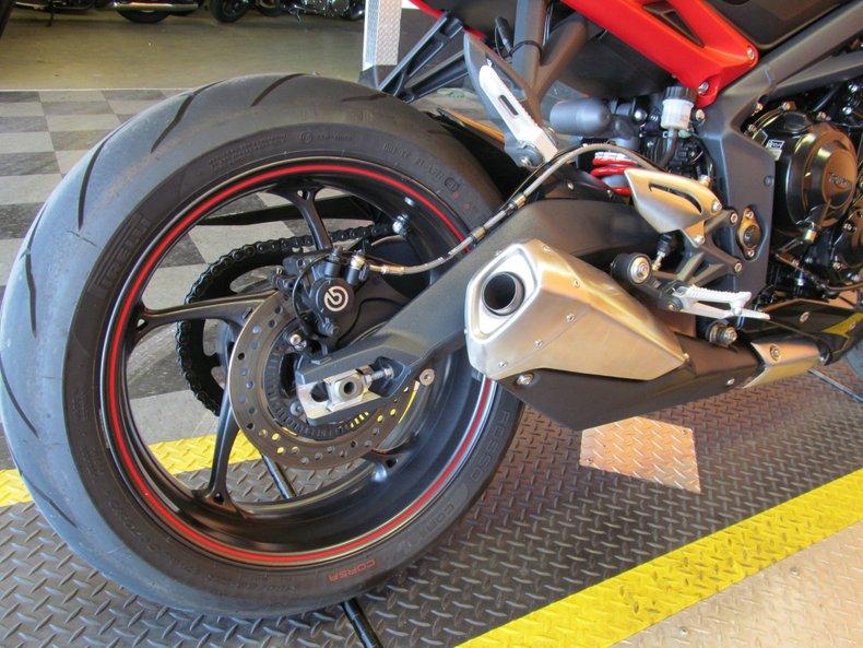 2014 Triumph Street Triple R - ABS