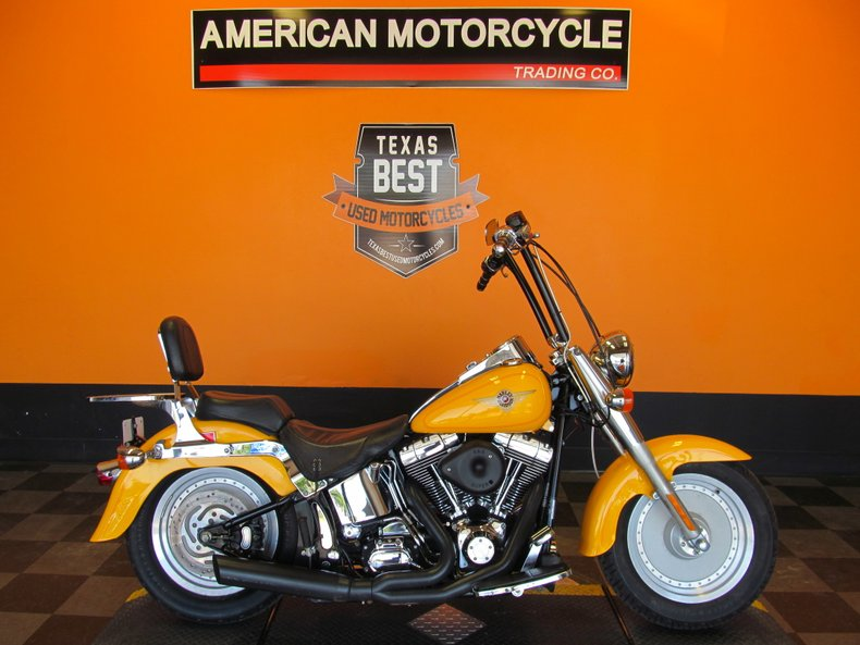 2000 Harley-Davidson Softail Fat Boy