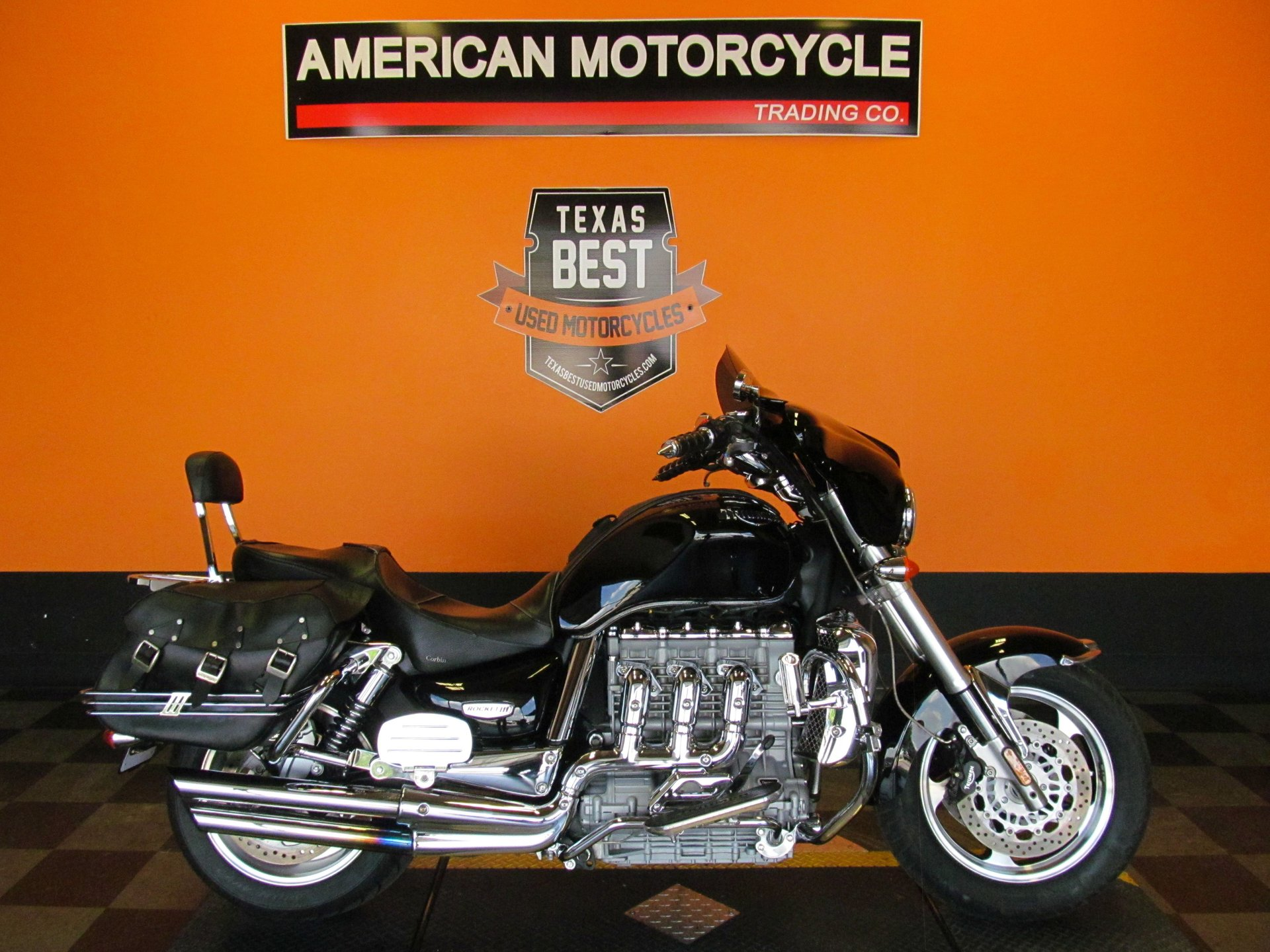 For Sale 2006 Triumph Rocket III