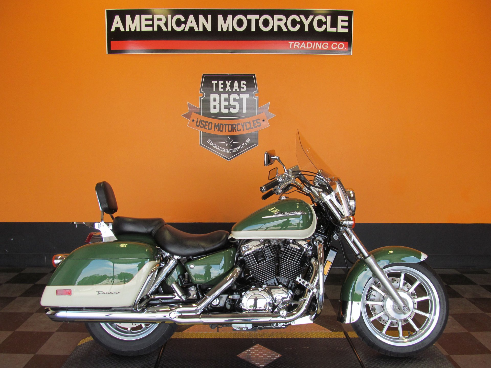 1999 honda shadow ace tour vt1100t2x