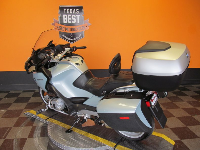 2010 BMW R1200RT ABS